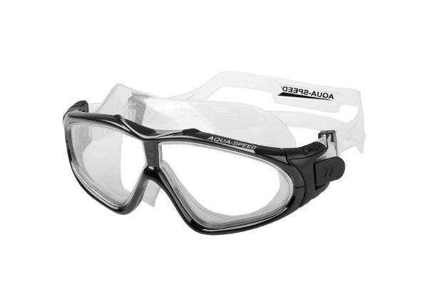 Täiskasvanute snorgeldamise mask Aqua-Speed Sirocco