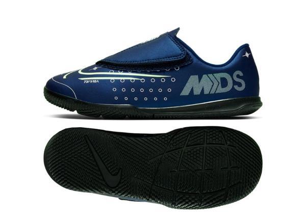 Jalgpallijalatsid saali lastele Nike Mercurial Vapor 13 Club MDS IC PS(V) JR CJ1176-401