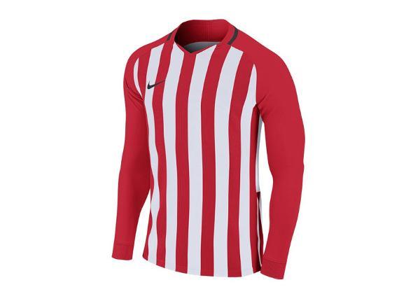 Jalgpallisärk meestele Nike Striped Division III LS Jersey M 894087-658