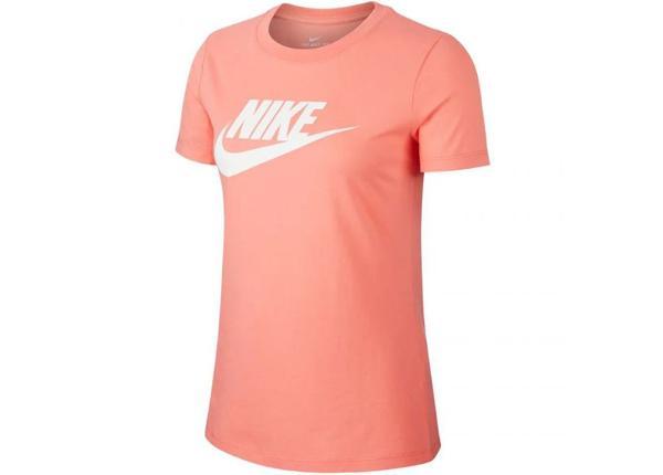 Vabaajasärk naistele Nike Tee Essential Icon Future W BV6169 655