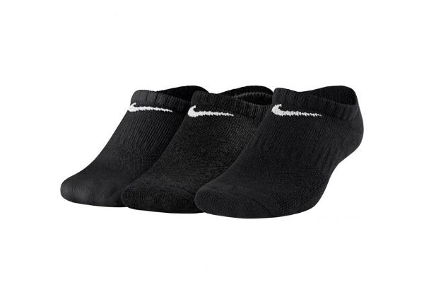 Spordisokkide komplekt lastele Nike Performance Cushioned NS 3-pakk Jr SX6843 010