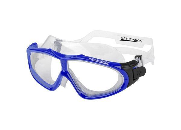 Täiskasvanute snorgeldamise mask Aqua-Speed Sirocco 1
