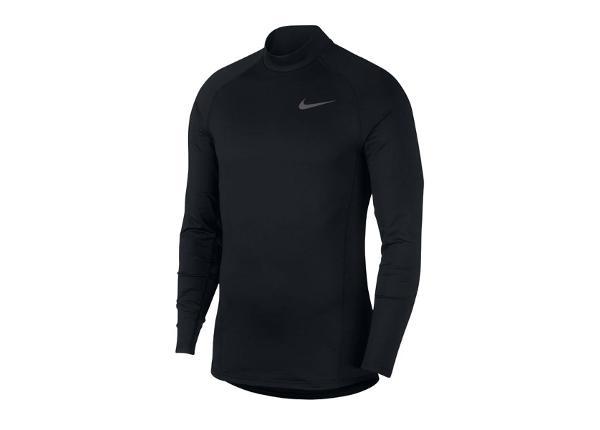 Kompressioonsärk meestele Golf Nike Therma top LS Mock M 929731-010