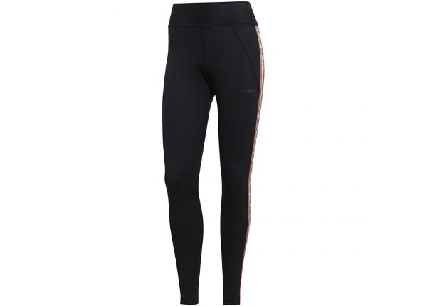 Naisten treenileggingsit Adidas W BB Tight Farm W EI0793