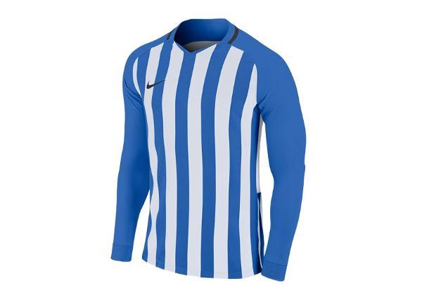 Jalgpallisärk meestele Nike Striped Division III LS Jersey M 894087-464