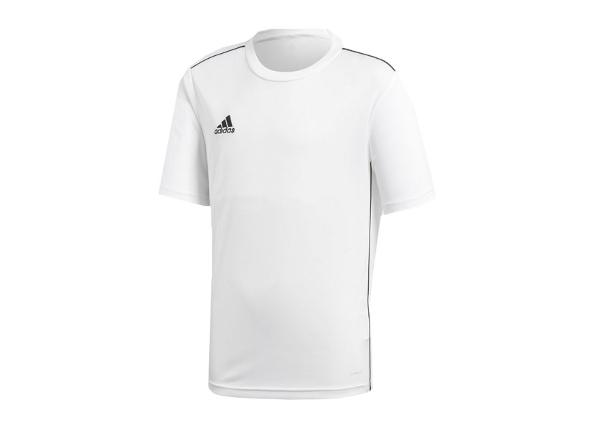 Treeningasärk lastele adidas JR T-Shirt Core 18 Training Jersey Jr CV3497