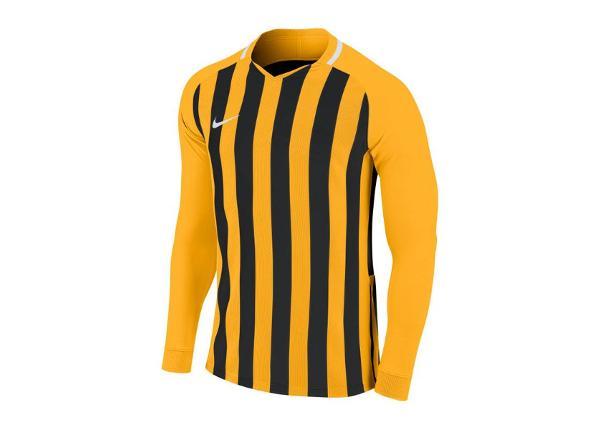 Jalgpallisärk meestele Nike Striped Division III LS Jersey M 894087-739
