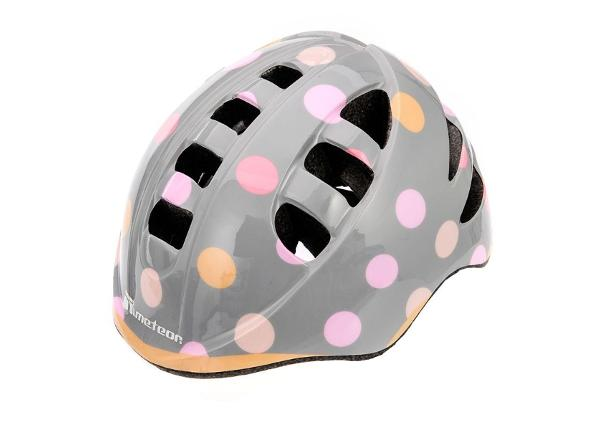 Laste jalgratta kiiver Meteor dots MA-2 Junior 23954