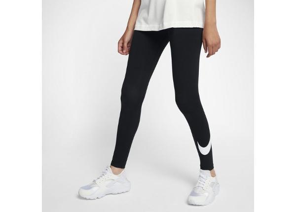 Treeningretuusid naistele Nike NSW Leggins Club Logo 2 W 815997 010