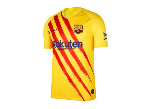 Jalgpallisärk meestele Nike FC Barcelona Breathe Stadium M CT2527-727
