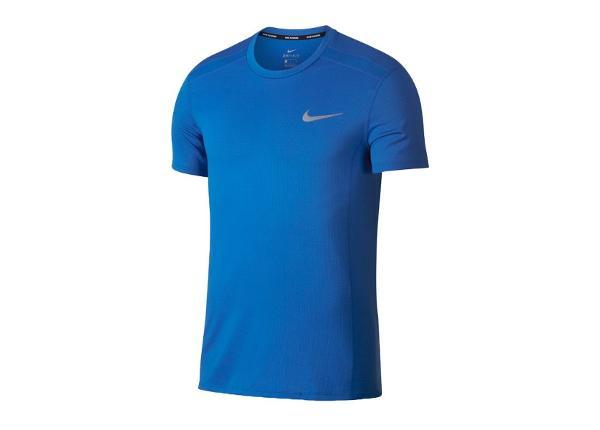 Treeningsärk meestele Nike Miler SS Cool M 892994-403