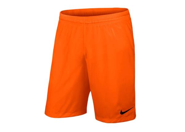 Lühikesed jalgpallipüksid meestele Nike Laser Woven III M 725901-815