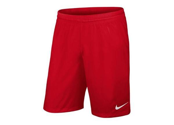 Lühikesed jalgpallipüksid meestele Nike Laser Woven III M 725901-657