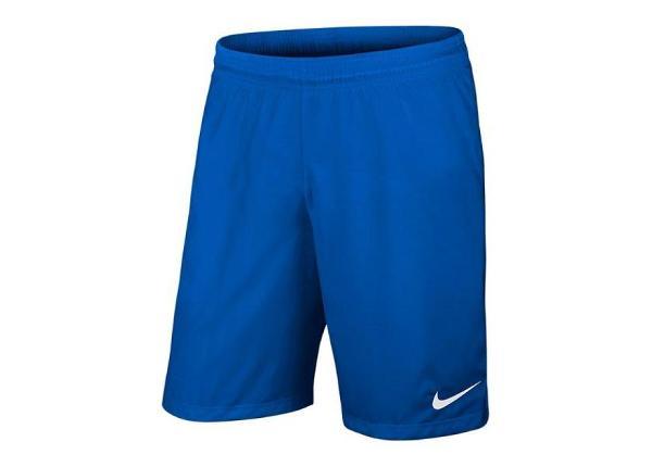 Lühikesed jalgpallipüksid meestele Nike Laser Woven III M 725901-463