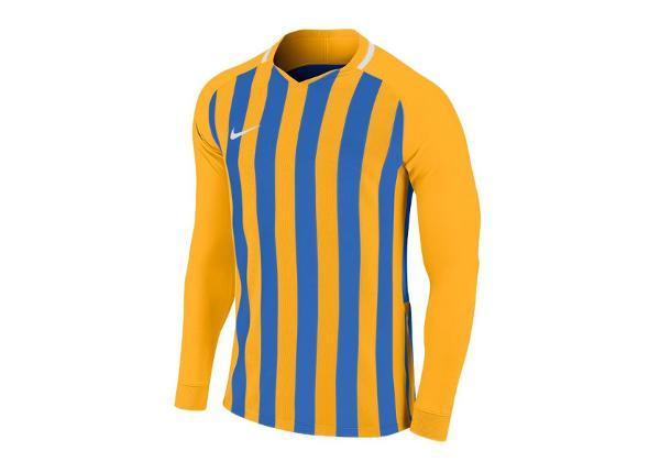 Jalgpallisärk meestele Nike Striped Division III LS Jersey M 894087-740