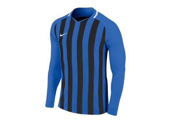 Jalgpallisärk meestele Nike Striped Division III LS Jersey M 894087-463