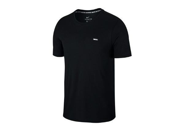 Jalgpallisärk meestele Nike F.C. Dry Tee Small Block M AH9657-010