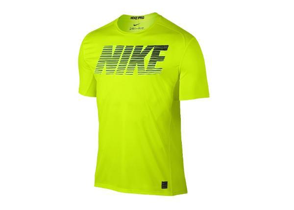 Kompressioonsärk meestele Nike Pro Fitted HBR Top M 888414-702