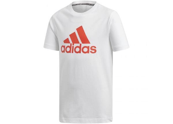 Lasten treenipaita Adidas MH BOS T Jr DV0827
