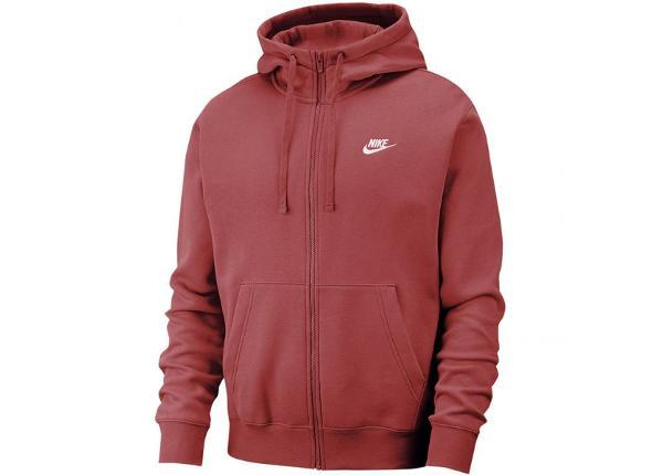 Dressipluus meestele Nike Club Hoodie FZ BB M BV2645 661