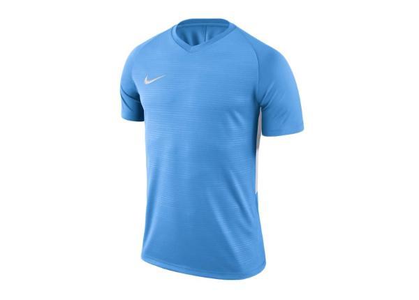 Lasten jalkapallopaita Nike JR Tiempo Prem Jersey Jr 894111-412
