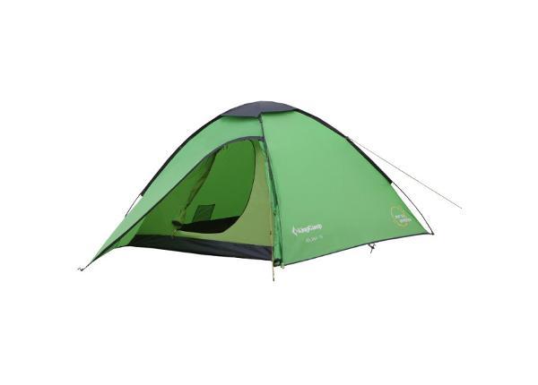 Telk matkamiseks King Camp Elba 3 KT3038 roheline