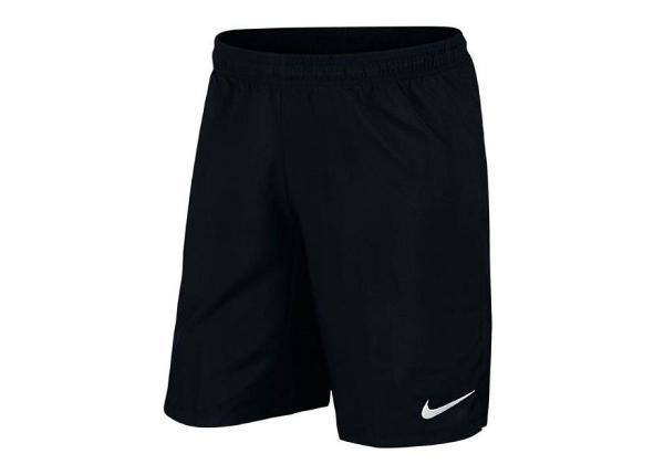 Lühikesed jalgpallipüksid meestele Nike Laser Woven III Short M 725901-010