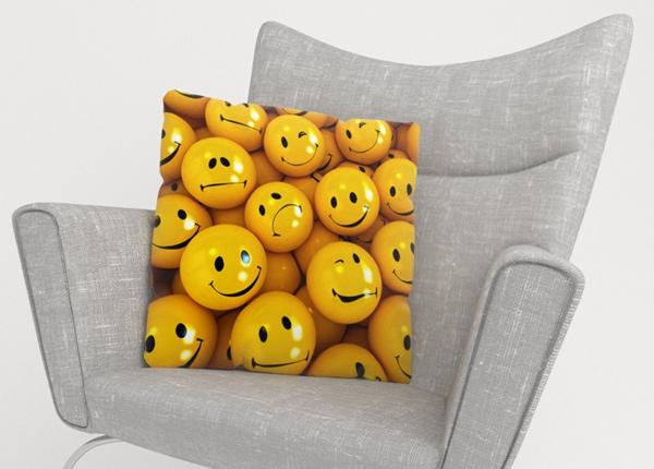 Dekoratiivpadjapüür Smiles