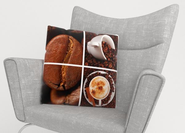 Декоративная наволочка Coffee 1 40x40 см