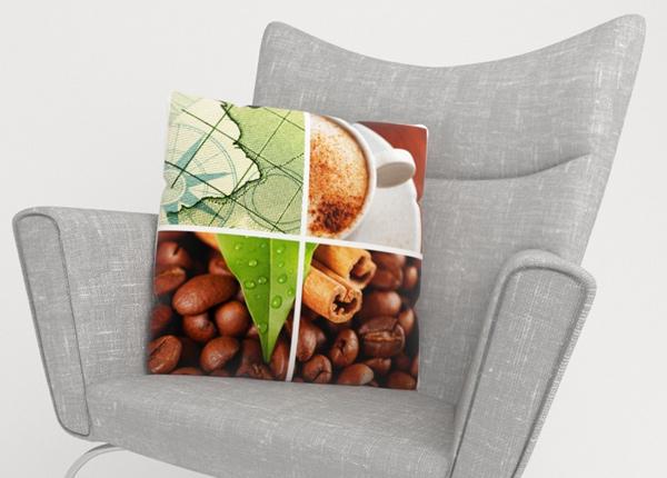 Декоративная наволочка Coffee 2 40x40 см