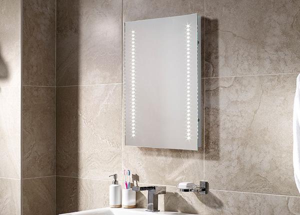 Зеркало с LED подсветкой Kai 70x50 см
