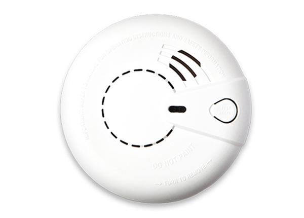 Savu- ja häkävaroitin (CO) Eldes Fumerex GSM