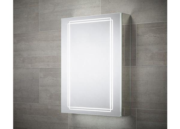 Peilikaappi LED-valaistuksella Harlow 70x50 cm LY-223073