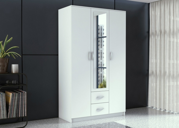 Шкаф платяной 120cm