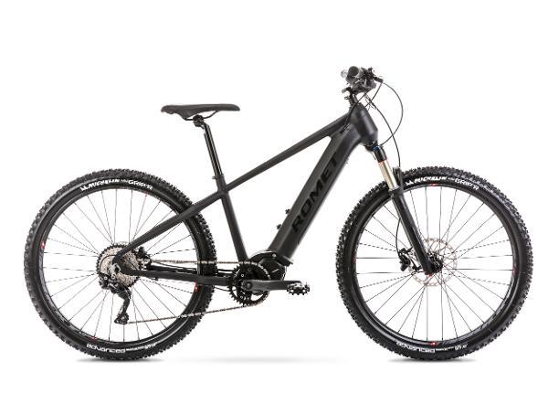 Elektriline maastikujalgratas 16 M ROMET ERM 205 must