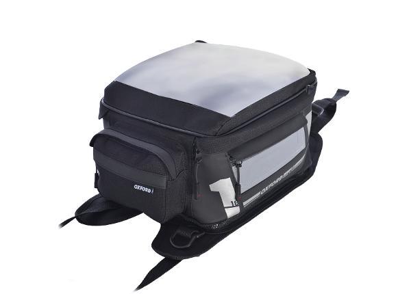 Moottoripyörälaukku Tank Bag Oxford F1 Small Strap On