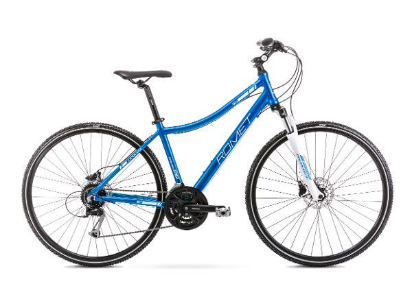 Hübriidjalgratas naistele 17 M ORKAN 4 D sinine