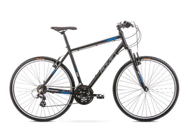 Hübriidjalgratas meestele 19 M ORKAN M must-sinine