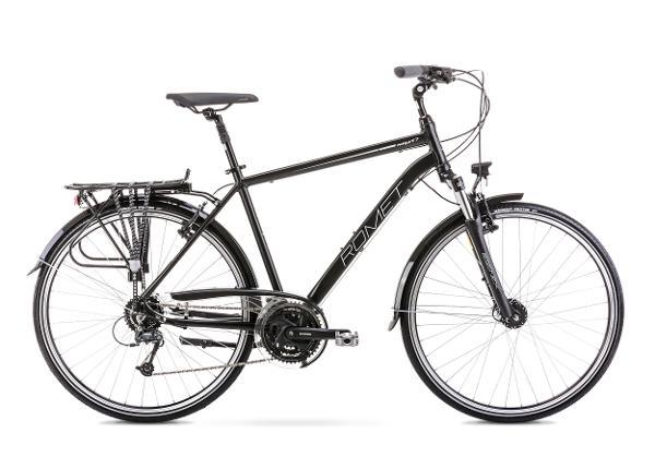 Linnajalgratas meestele 23 XL WAGANT 7 must-hall