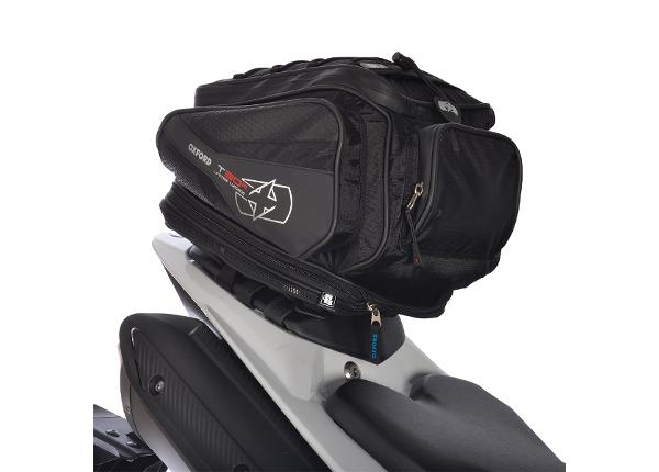 Mootorratta kott Tank Bag/Tail Pack Oxford T30R Time