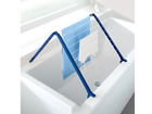 Leifheit сушилка для белья Pegasus на ванную UR-22417