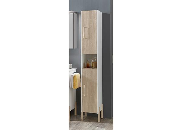 Korkea kylpyhuoneen kaappi 4040