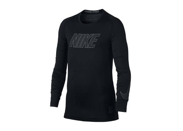 Lasten kompressiopaita Nike Pro Compresion LS Jr 858232-010