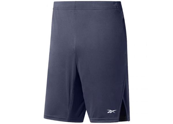 Miesten treenishortsit Reebok Workout Ready Commercial Knit Short M FP9188