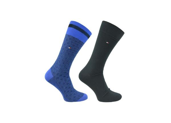 Vabaajasokkide komplekt meestele Tommy Hilfiger 2-pakk Socks M 482017001-322