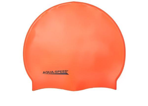 Täiskasvanute Ujumismüts Aqua-Speed Silikoon Mega 6