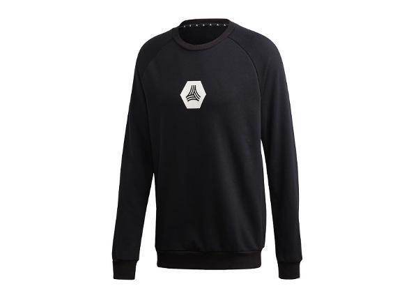 Miesten treenipaita Adidas Tango Crew Sweatshirt Logo M FJ6319