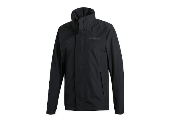 Kilejope meestele adidas TERREX AX Jacket Windweave M DT4127