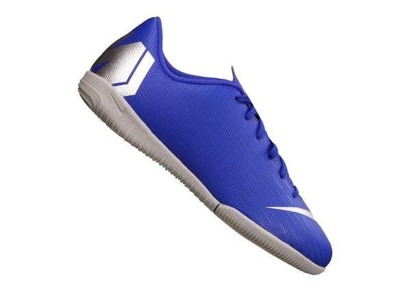 Jalgpallijalatsid saali lastele Nike VaporX 12 Academy GS IC Jr AJ3101-400
