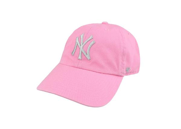 Naisten lippalakki 47 Brand MLB New York Yankees Metallic Cap